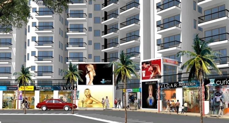 Ramada Galleria affordable shops