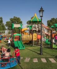 childern's amusement park