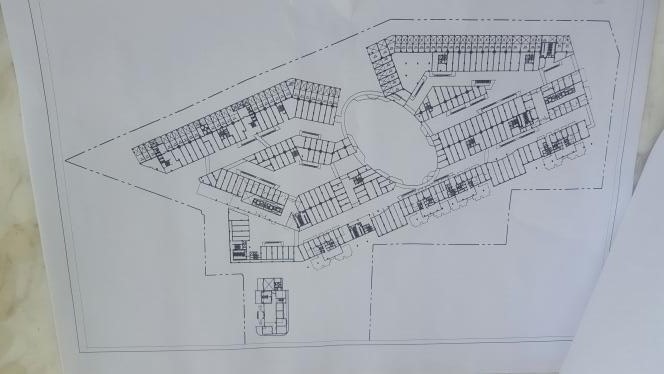 M3M City Hub Site Plan 1