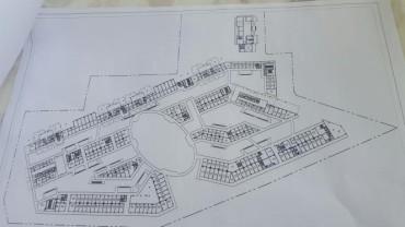 M3M City Hub Site Plan 2