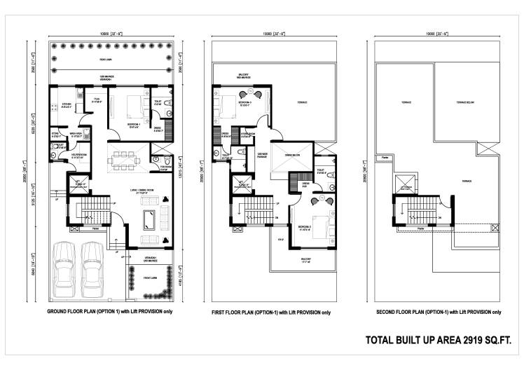 villas-floor-plan