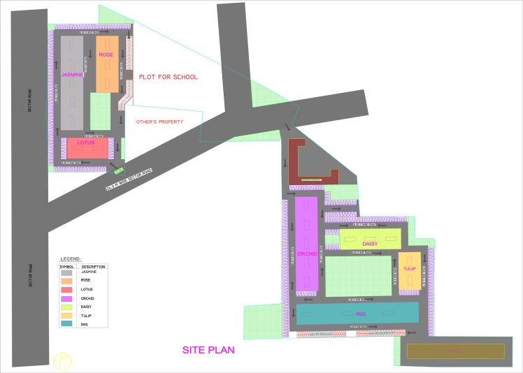 Apax Our Bazar Layout