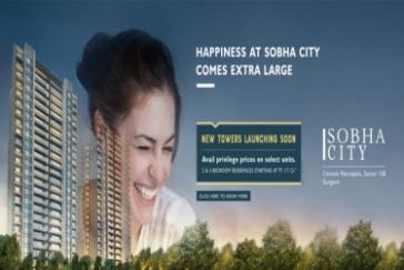 Sobha City Sector 108